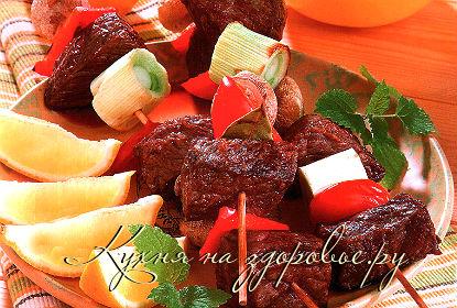 Шашлык в духовке ... - russianfood.com