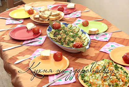 Как вкусно и недорого накрыть стол для гостей