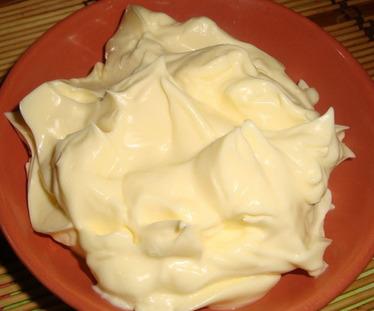 Быстрый домашний майонез – кулинарный рецепт