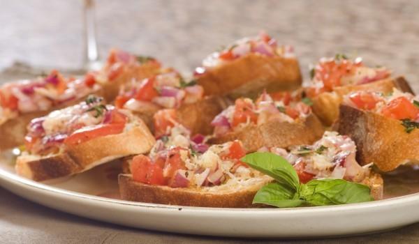 Испанские сэндвичи.