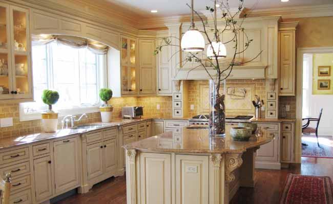 Декорирование кухни своими руками фото