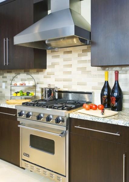кухни дизайн с газовой плитой фото
