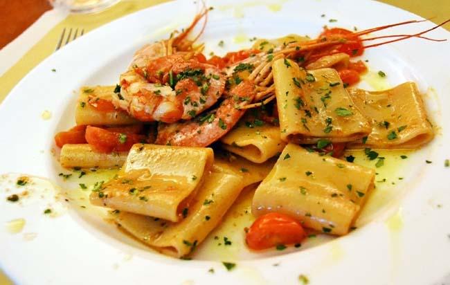макароны по-итальянски