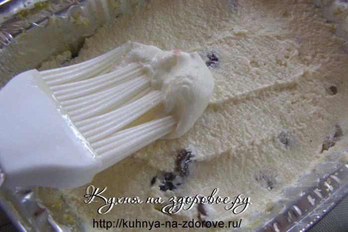 Маковая творожная запеканка, пошаговый рецепт с фото