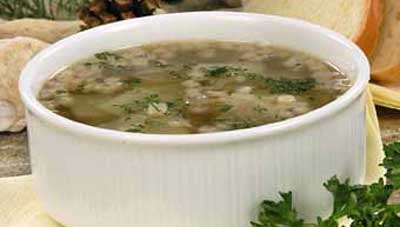 Колумбийский суп кучуко